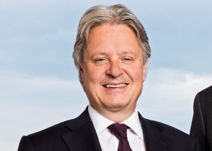 Casper von Koskull och Panamadokumenten - Pressfoto: Nordea