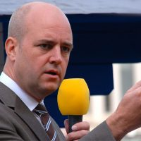Fredrik Reinfeldt, 2010 - Foto: Frankie Fouganthin, Wikimedia Commons