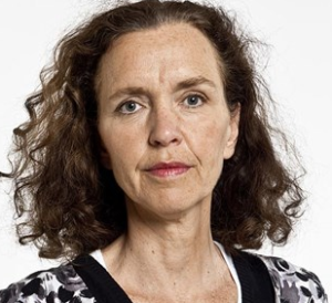 Inger Arenander - Pressfoto: SR.se
