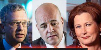 SVT Toppmötet kritiseras av bla Anna Hedenmo