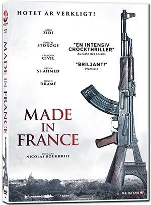 Made in France, DVD