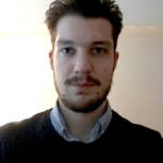 David Lazar, selfie