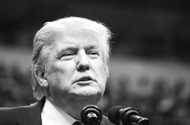Donald Trump, Rally in Dallas, 2016
