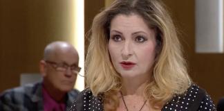 Katerina Janouch 23 feb 2017 - Foto: SVT Opinion
