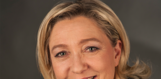 Marine Le Pen - Foto Wikimedia Commons
