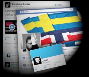 Mathias Sråhle wallraffade Granskning Sverige och använde fejkprofil