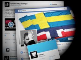 Mathias Sråhle wallraffade GS och använde fejkprofil