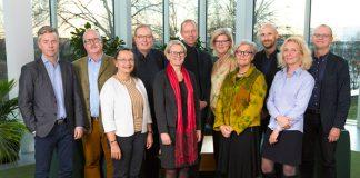 Naturvårdsverket, ledningsgrupp, 2017 - Pressfoto