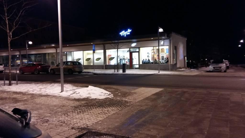 Cafe Mynta, Rinkeby 20170221 - Foto: Newsvoice.se