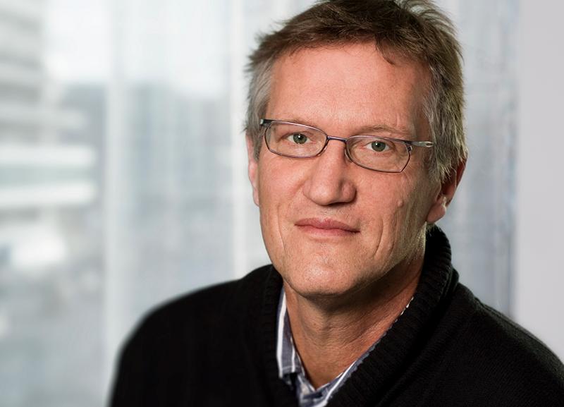 Anders Tegnell på Folkhälsomyndigheten.se driver Sveriges coronavirusstrategi - Pressfoto