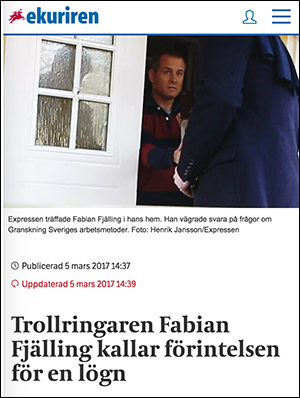 Eskilstunakuriren 3 mars 2017