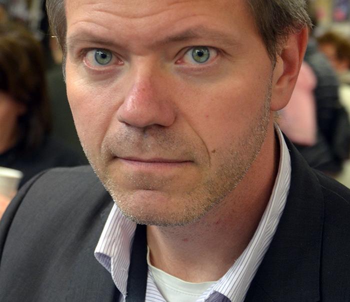 Fredric Karén - Foto: Bengt Oberger