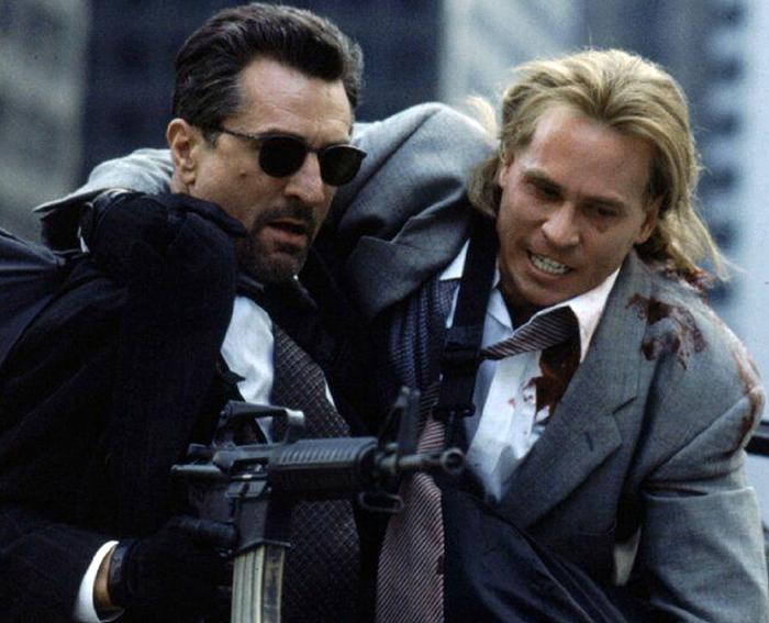 Robert De Niro och Val Kilmer i Heat från 1995 - Foto: Warner Bros.- Foto: Warner Bros.