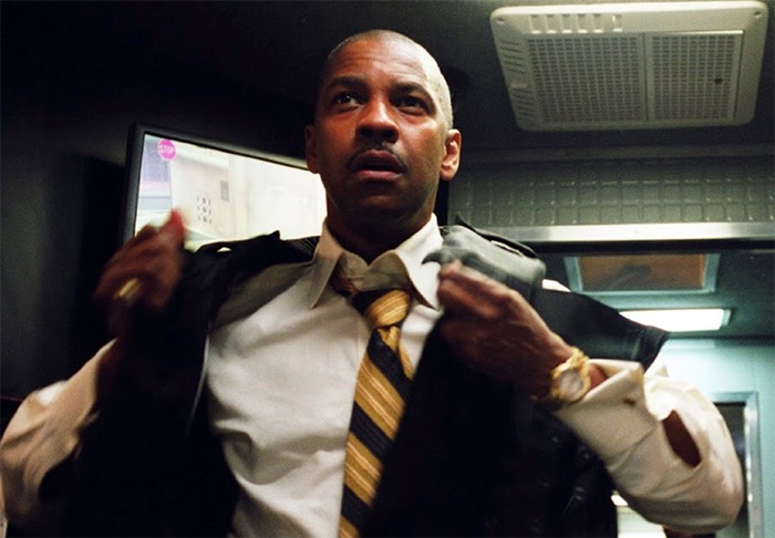 Denzel Washington i Inside Man - Foto: IMDB