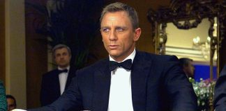 Daniel Craig alias James Bond i filmen Casino Royle
