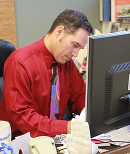 James Underwood grundade IIG - Foto: Sgerbic, Wikimedia