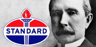 John D Rockefeller och Standard Oil