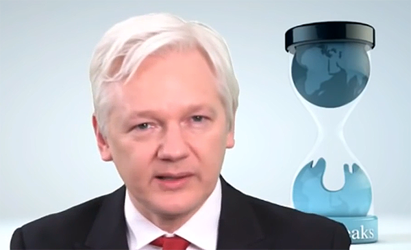 WikiLeaks' Press Conference on Vault 7 and the hacking of the CIA