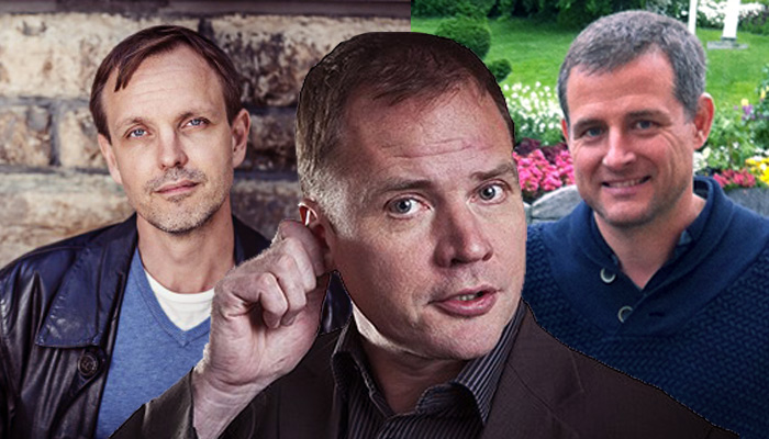 Mathias Ståhle, Björn Häger, Fabian Fjälling