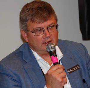 Mikael Holmström, 2011 - Foto: Wikimedia Commons