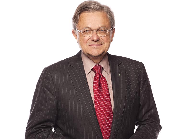 Bild: Grundaren av PR-byrån Kreab Peje Emilsson arbetar sannolikt mot Strålskyddsstiftelsen.Kreab pressfoto. Kreab har arbetat för bla: Strålsäkerhetsmyndigheten, Ericsson och Investor.
