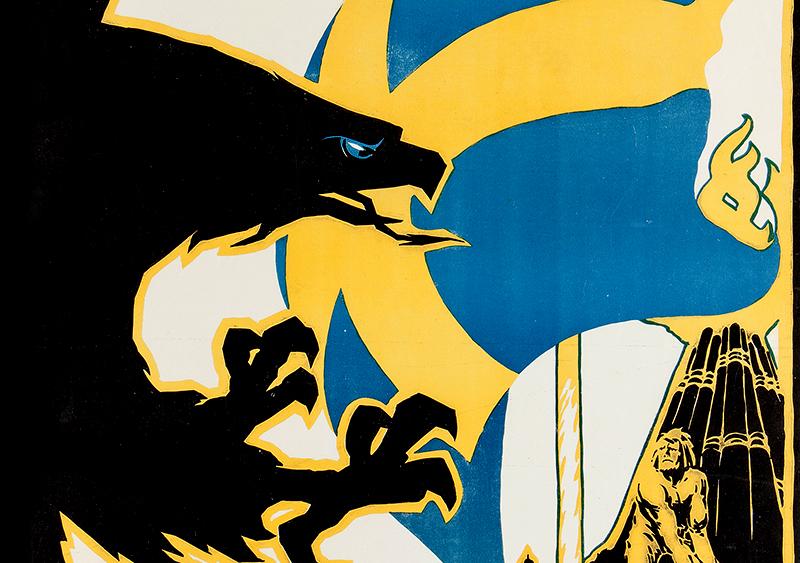 Propagandans effekt - Svensk krigspropaganda 1941 artist Gunnar Widholm