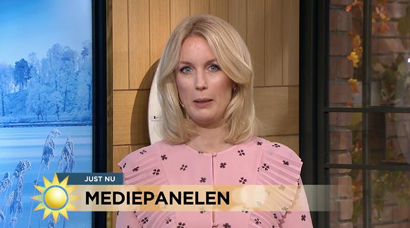 """TV4 Nyhetsmorgon diskussion om """"fake news"""" debatt 4 mars 2017"""