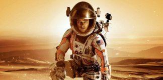 The Martian, Matt Damon, 2016. Filmbild