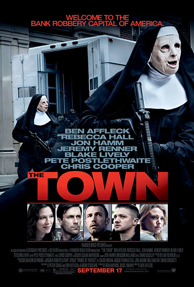 The Town, filmaffisch