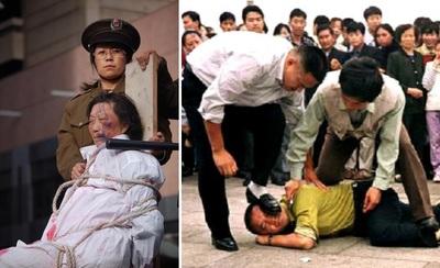 Falun gong-utövare arresterad, torterad
