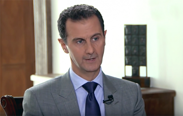 Bashar al-Assad - Foto: Komsomolskaya Pravda