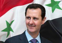 Bashar al-Assad - Pressfoto