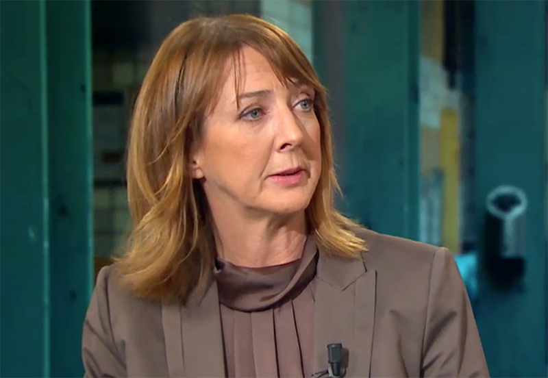 Helena Gissén, reporter - Foto: TV4 Kalla Fakta