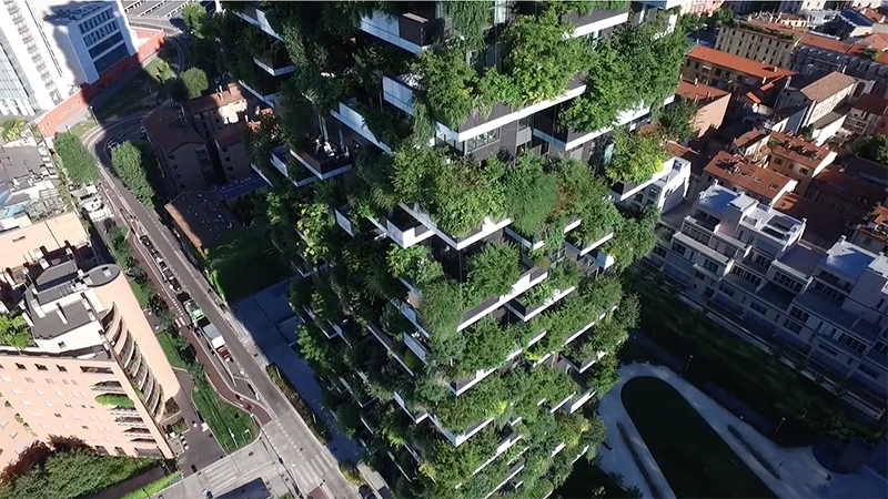 Stefano Boeri designar skogstorn