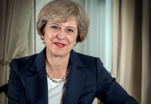 Theresa May - Foto: Wikimedia Commons