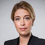 Annika Strandhäll (Socialförsäkringsminister) - Pressfoto: Regeringen.se