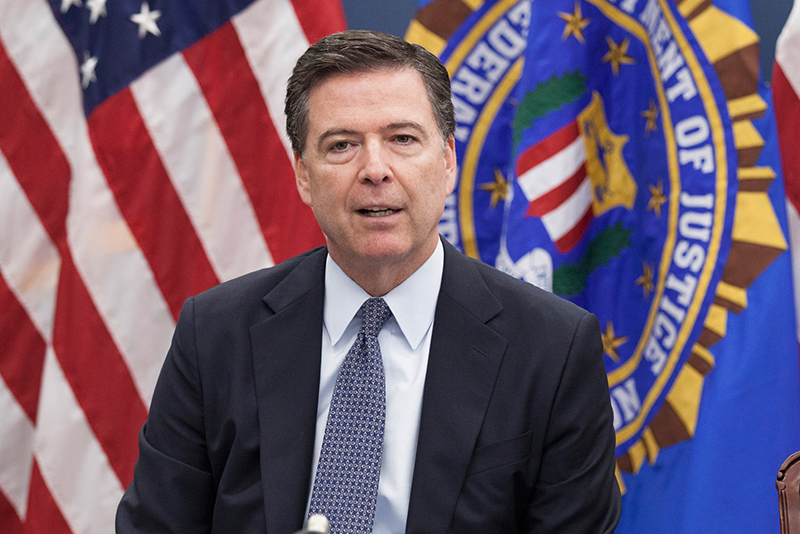 James Comey - Foto: FBI.gov, Wikimedia Commons