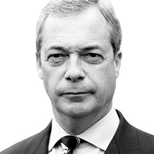 Nigel Farage - Pressfoto