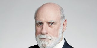 Vinton Gray Cerf - Foto: The Royal Society, Wikimedia Commons