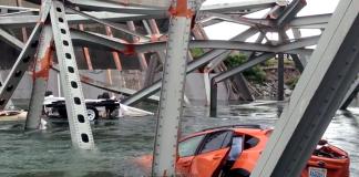 bil under vatten