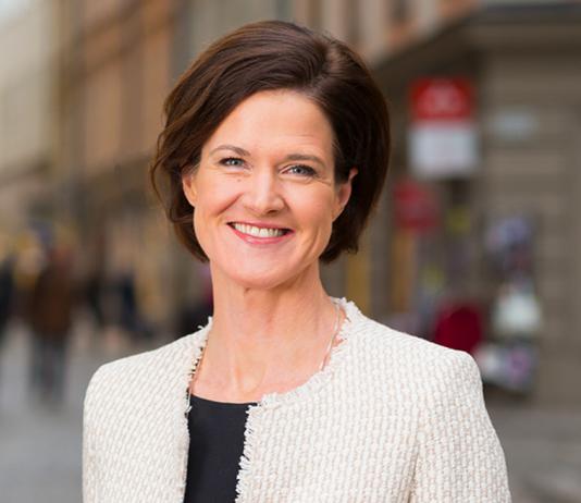 Anna Kinberg Batra - Pressfoto: Moderaterna.se