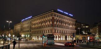Handelsbanken i Stockholm - Foto: JanM67. Licens: CC BY-SA 3.0, Wikimedia Commons