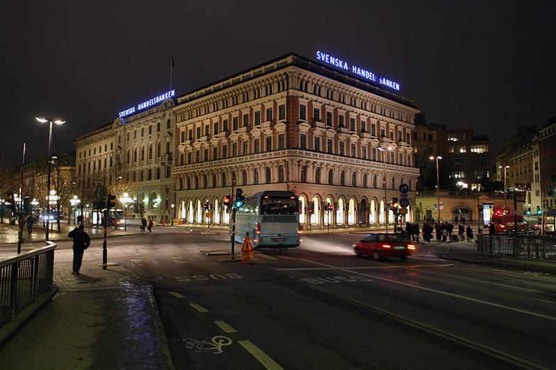 Handelsbanken i Stockholm - Foto: Wikimedia Commons