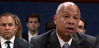 Jeh Johnson, 2017 - Foto: Public domain