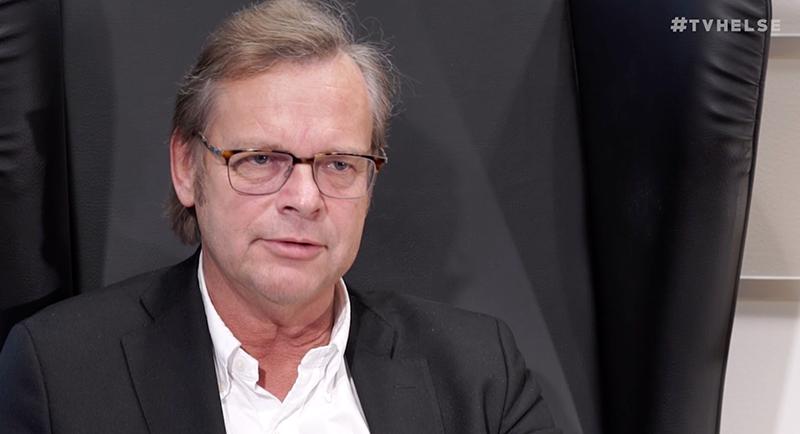 Ralf Sundberg är expert på fettlever - Foto: TV Helse.no