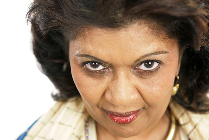 Muslimsk kvinna - Foto: Crestock.com