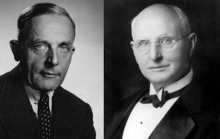 Dr Otto Warburg och dr Weston A Price