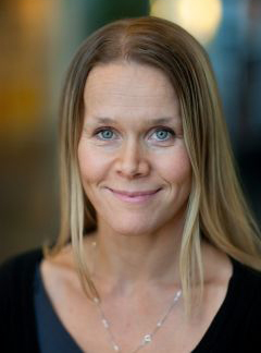 Johanna Rosén - ett stjärnskott under Bilderbergmötet 2017