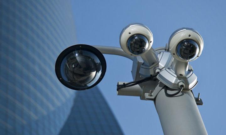 övervakningskameror - Foto: Clearline.net