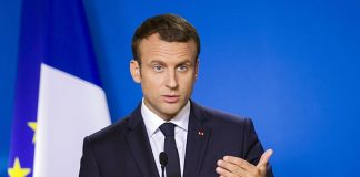 Emmanuel Macron, 2017 - Foto: Europeiska unionen